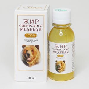 Что лечит медвежий жир секреты народной медицины