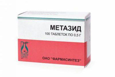 метазид