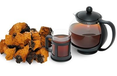 Чаговый чай