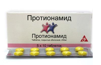 Протионамид