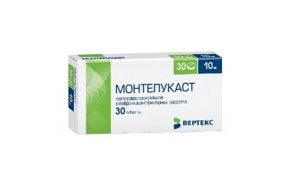 Монтелукаст