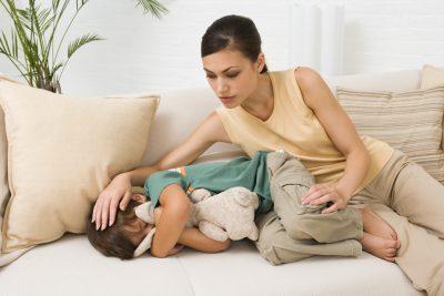 Утомляемость у ребенка