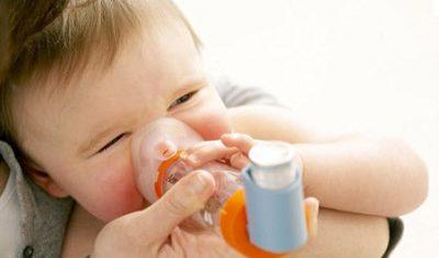 астма у грудничка