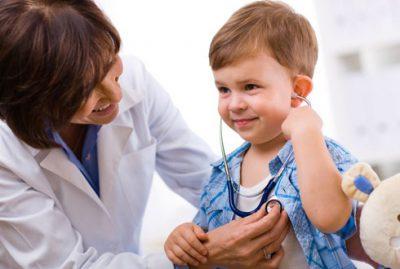 аускультация легких у детей