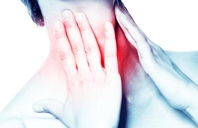 Больное горло