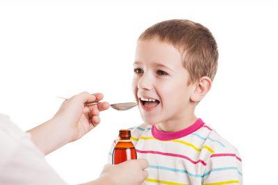 Сироп для ребенка