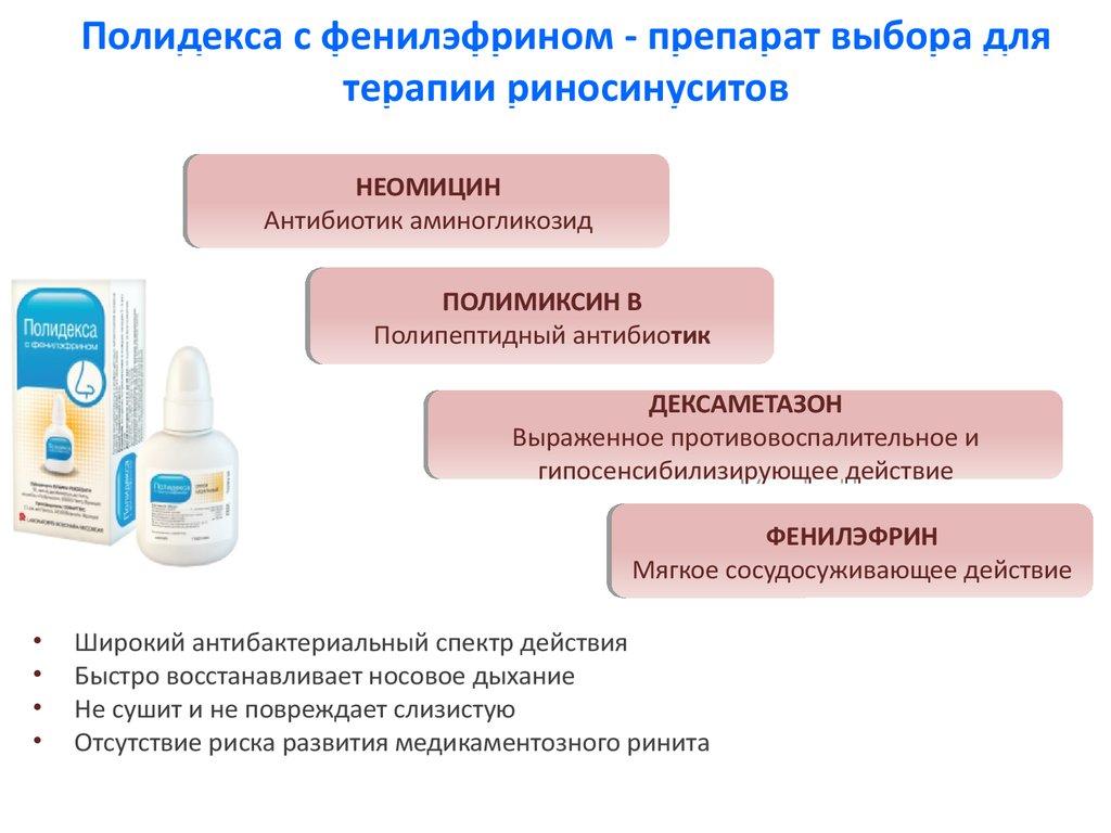 Характеристика и состав препарата