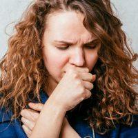 Сильный кашель