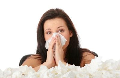 Сильная простуда