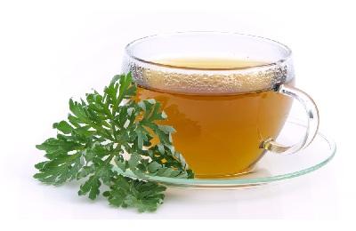 Полынный чай