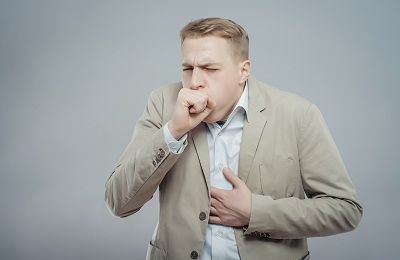 Приступ кашля