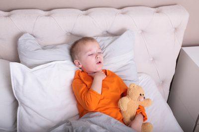 Влажный кашель до рвоты у ребенка