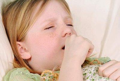 Ребенок кашляет