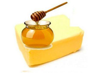 Масло и мед