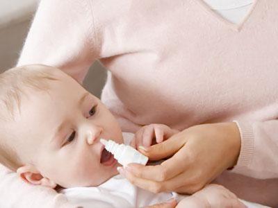 Чистка носа ребенку