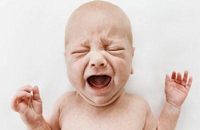 Одышка у новорожденных