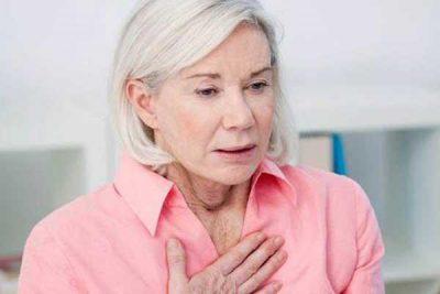 Причины затрудненного дыхания