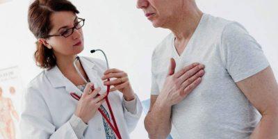 Симптомы одышки