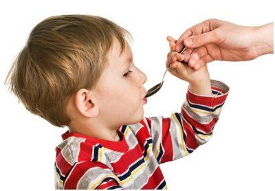 Лечение детей суспензией Клацид