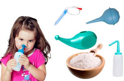Апараты для промывания носа