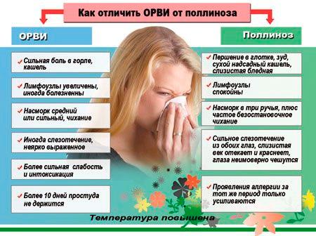 Сенная лихорадка